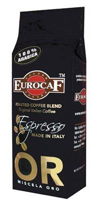 Eurocaf Black OR 250 гр. мол.